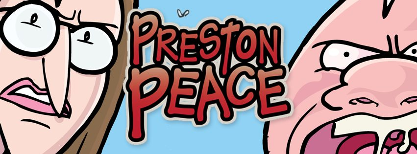 Preston Peace's fam